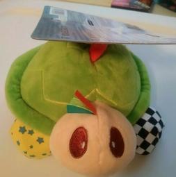 Playtex Baby Green Turtle Teether Toy