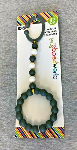*Chewbeads Baby Teething Toy for Stroller/Car Seat Attachmen