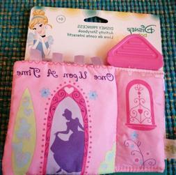"Disney Princess On The Go Activity Teether Storybook, 6.5"""