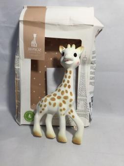 Vulli Sophie The Giraffe Teether Polka Dots, New with Box